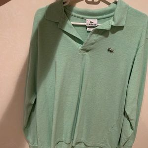 Lacoste vintage long sleeve